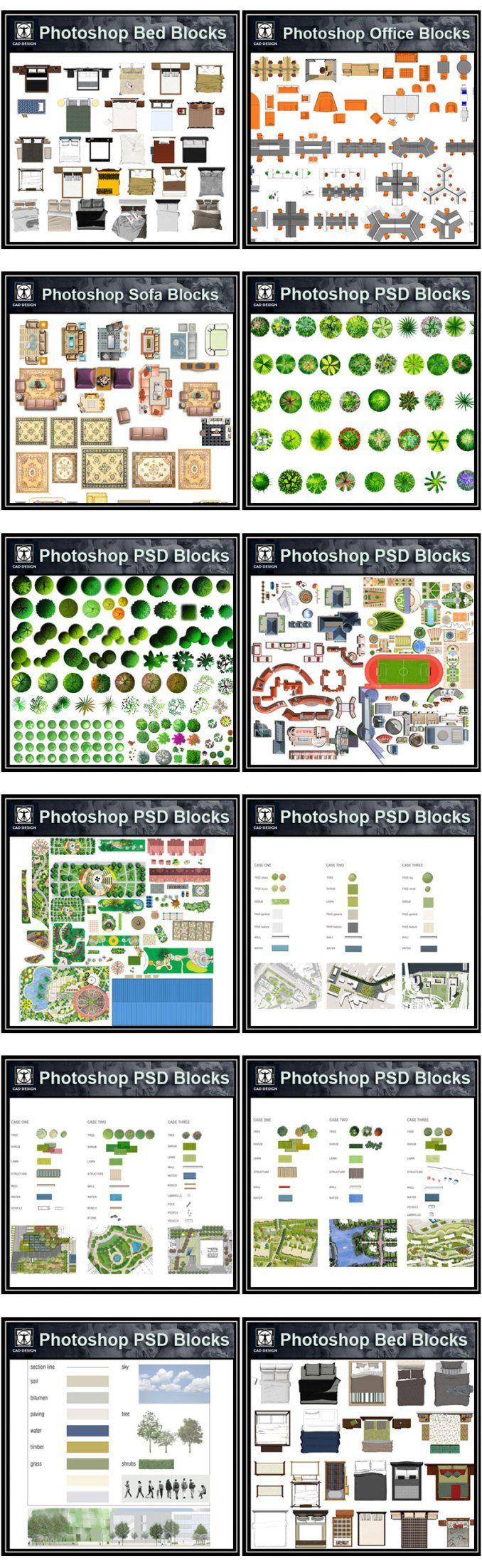 The 27 best 【Interior Design Full CAD Blocks Collections】(Best ...