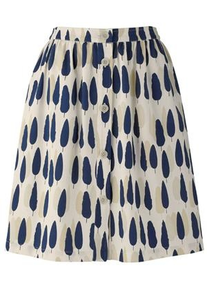 /// orla kiely for people tree skirt