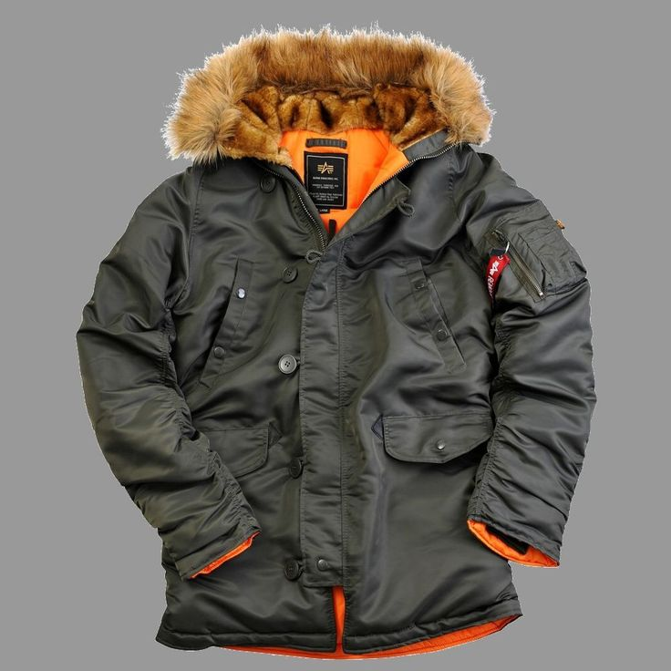 31 best Alpha Industries Jackets. Bomber Jackets and Parkas ...