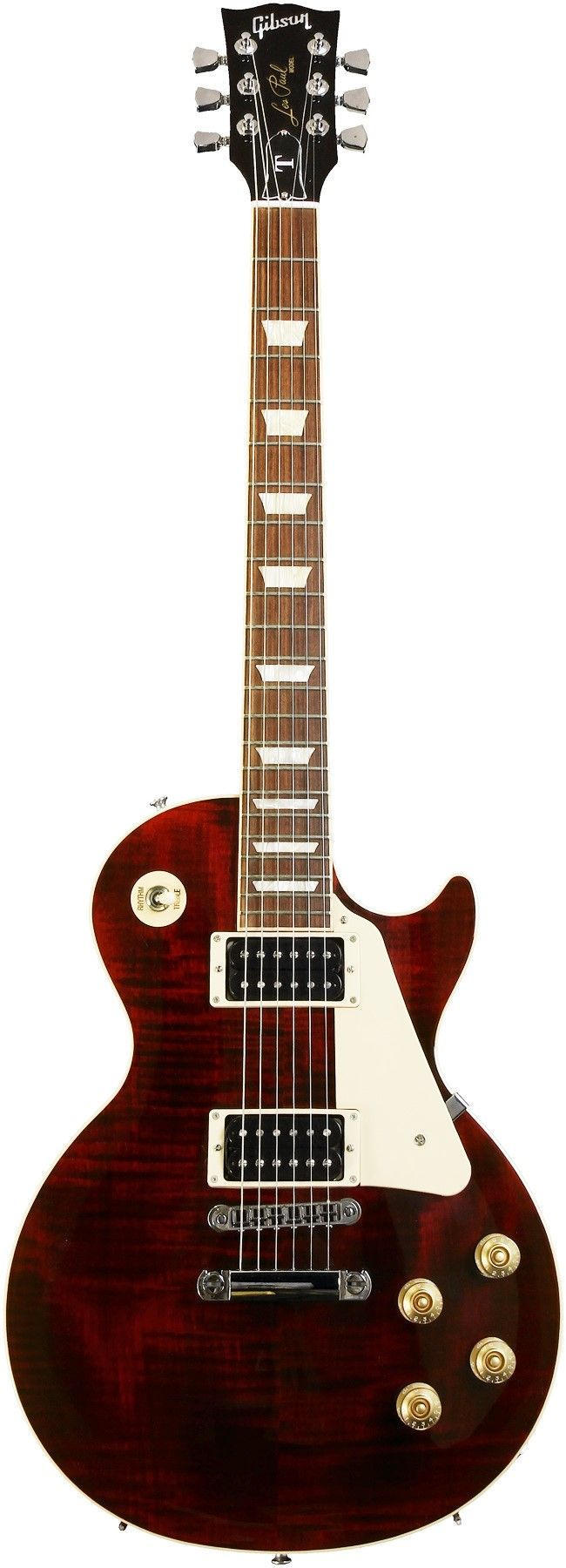 Gibson Les Paul T in Worn Cherry (2017)