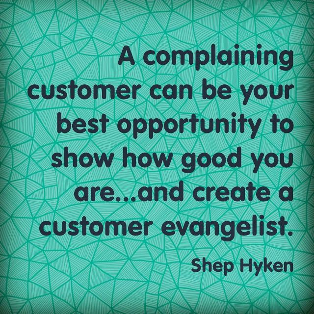 customer complaints  biztips