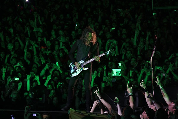 Metallica Rock in Rio Lisboa 2012