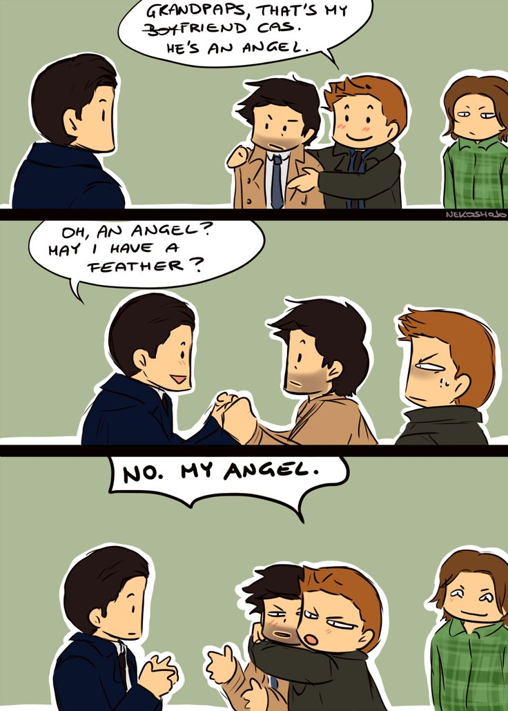 I don't ship destiel but this is funny :p>> everyone ships it. You just don't yet.