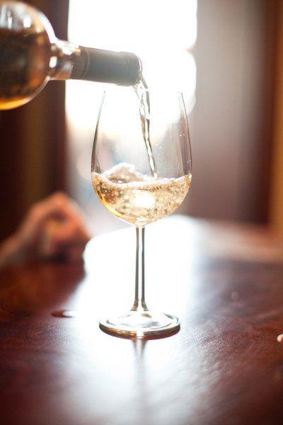 White Wine.