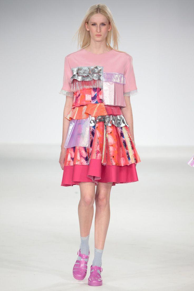 University of East London graduate fashion show