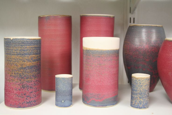Aylesford Pottery 'Aylesford Red' glaze © 2015