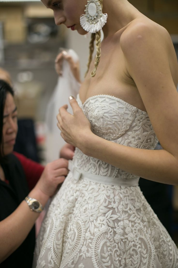 Naeem Khan Bridal Fall Collection 2016 on Cool Chic Style Fashion