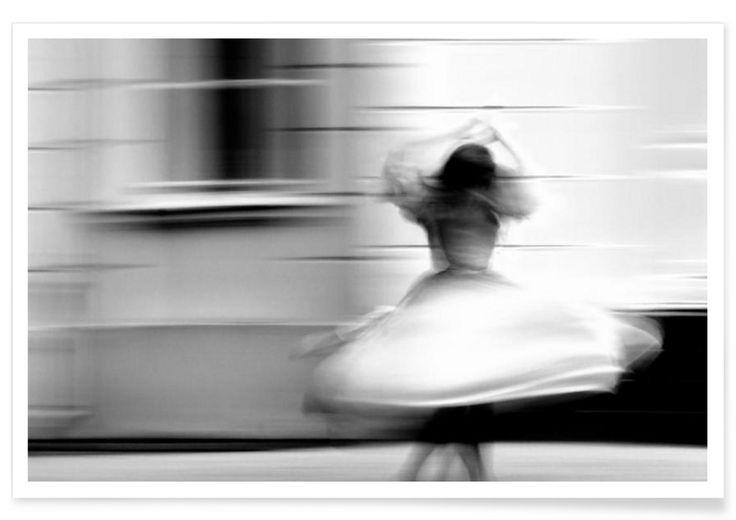 Monochrome rotation - Efacts Photography - Premium Poster