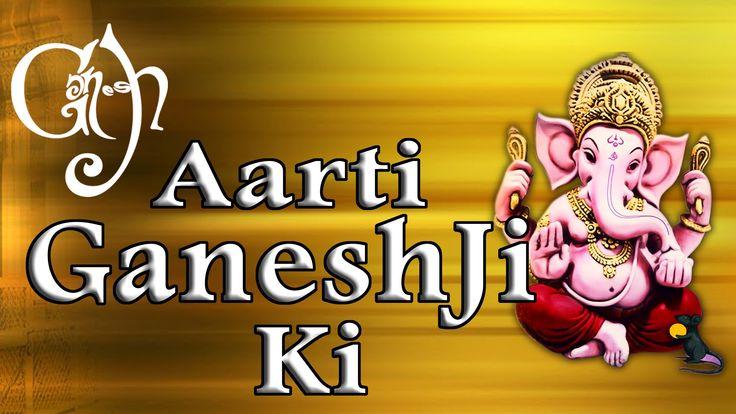 Aarti Ganesh Ji Ki || Latest Devotional || Jay Ganesh Deva # Shri Prabhu Darshan