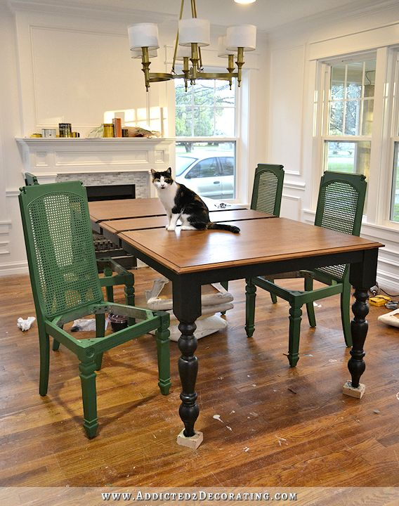 Final Dining Table Decision (Plus, The Worst Product I've Ever Used)