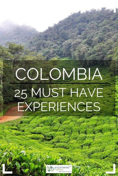 A guide to experiencing Colombia, including 25 of the best things to do + practical travel tips for your trip to South America. | Uncornered Market Travel Blog: Travel Wide, Live Deep: