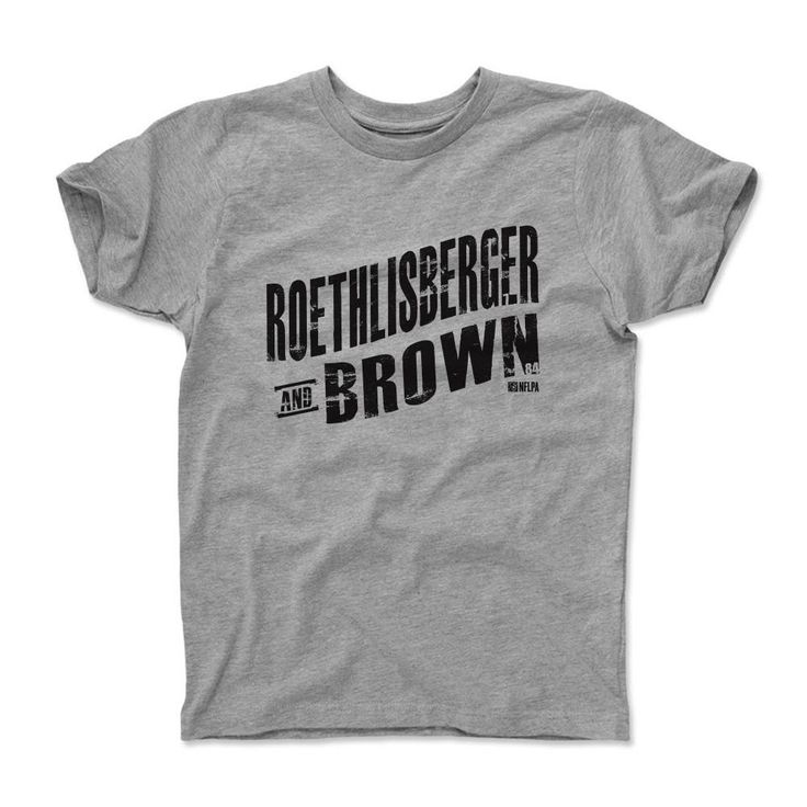 Ben Roethlisberger And Antonio Brown Dual K