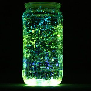 Check out this easy craft for kids tutorial, make it, and wow the crowds. The Floating Fairies glow jar is budget-friendly and really awesome.