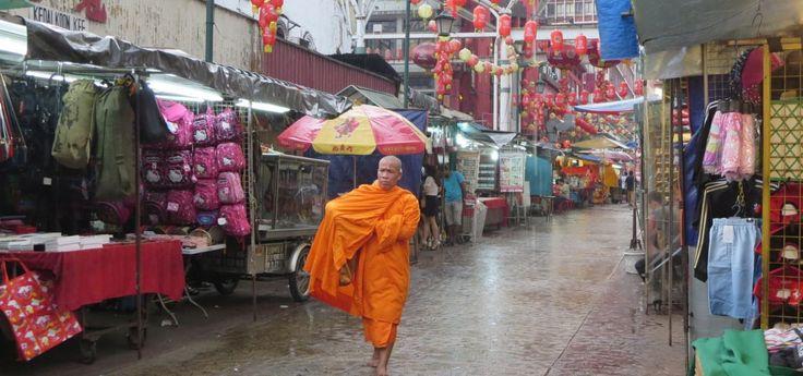 Kuala Lumpurs Chinatown und Little India – Der Trubel Hong Kongs und der Duft Bombays