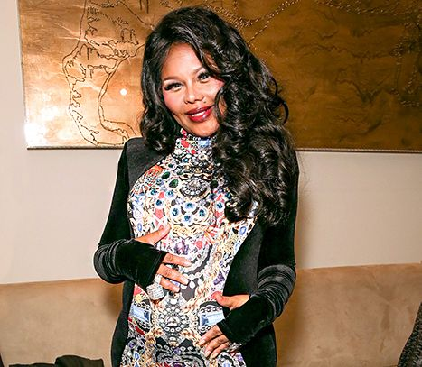 """Lil' Kim Pregnant: Rapper """"Still Going to Be Hardcore"""" After Baby - Us Weekly"""