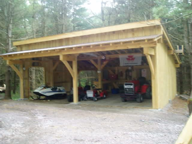 Image Result For Tractor Shed Pole Barn Pinterest