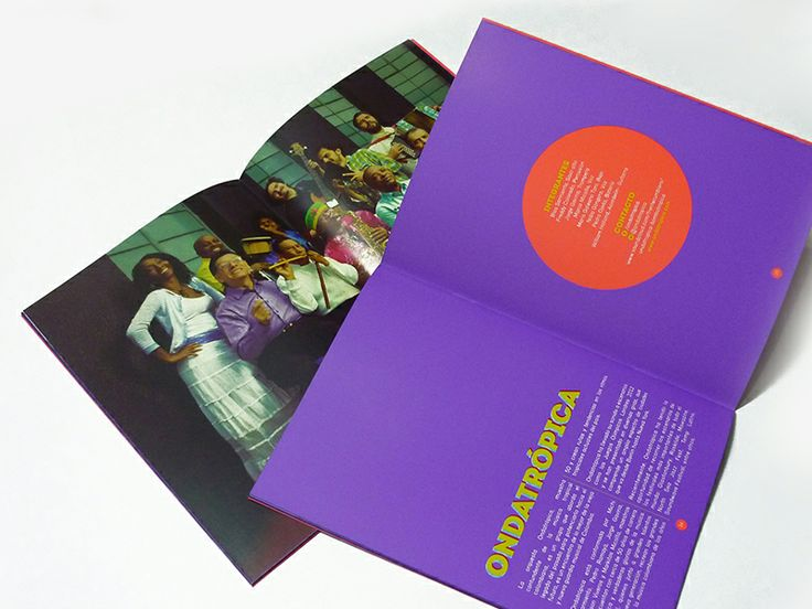 Catálogo / Festivales al Parque Ruedan por Latinoamérica. Diseño editorial y diagramación: Oscar Zambrano.  Bogotá, 2013.