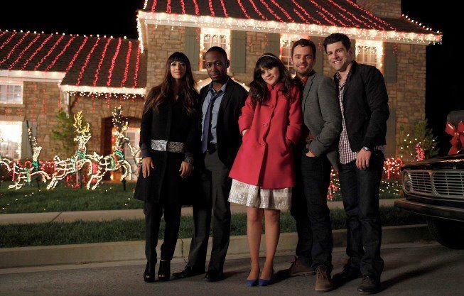 new girl casts