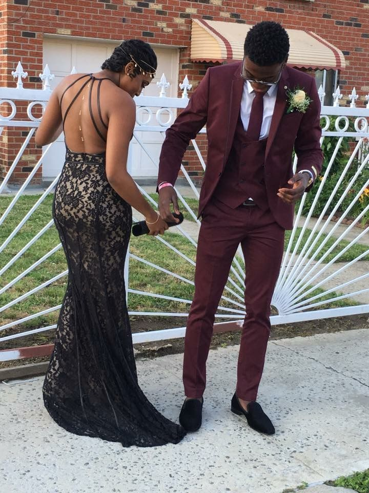 Prom 2016 Ghana And Jamaica Matching They Slayed Prom