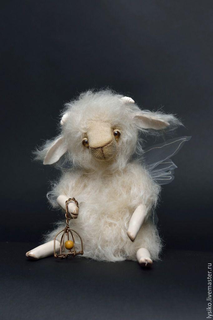 Купить Лунный Эльф (Козлик Друзья Тедди) - коза, козлик, друзья тедди