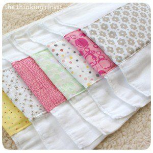 Oh Baby! 21 Sewing Projects for the Baby in Your Life
