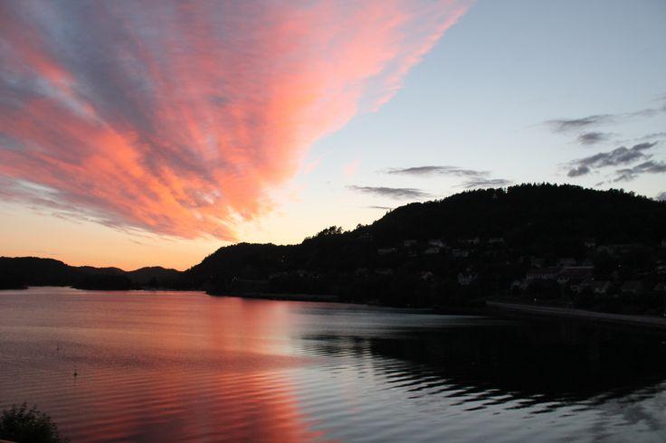 #Mandal #Sunset