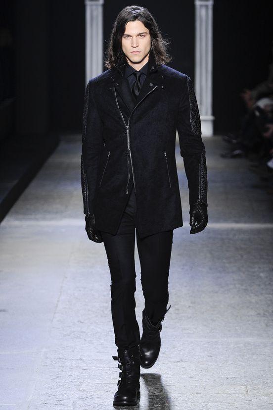 John Varvatos défilés homme automne-hiver 2014-2015 #mode #fashion #couture