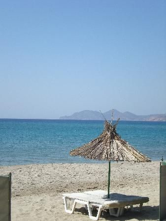 Xerokambos beach