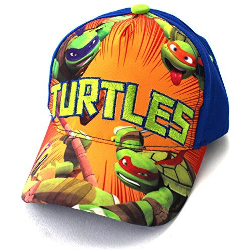 ninja turtle baseball hat teenage mutant turtles caps toddler cap nickelodeon