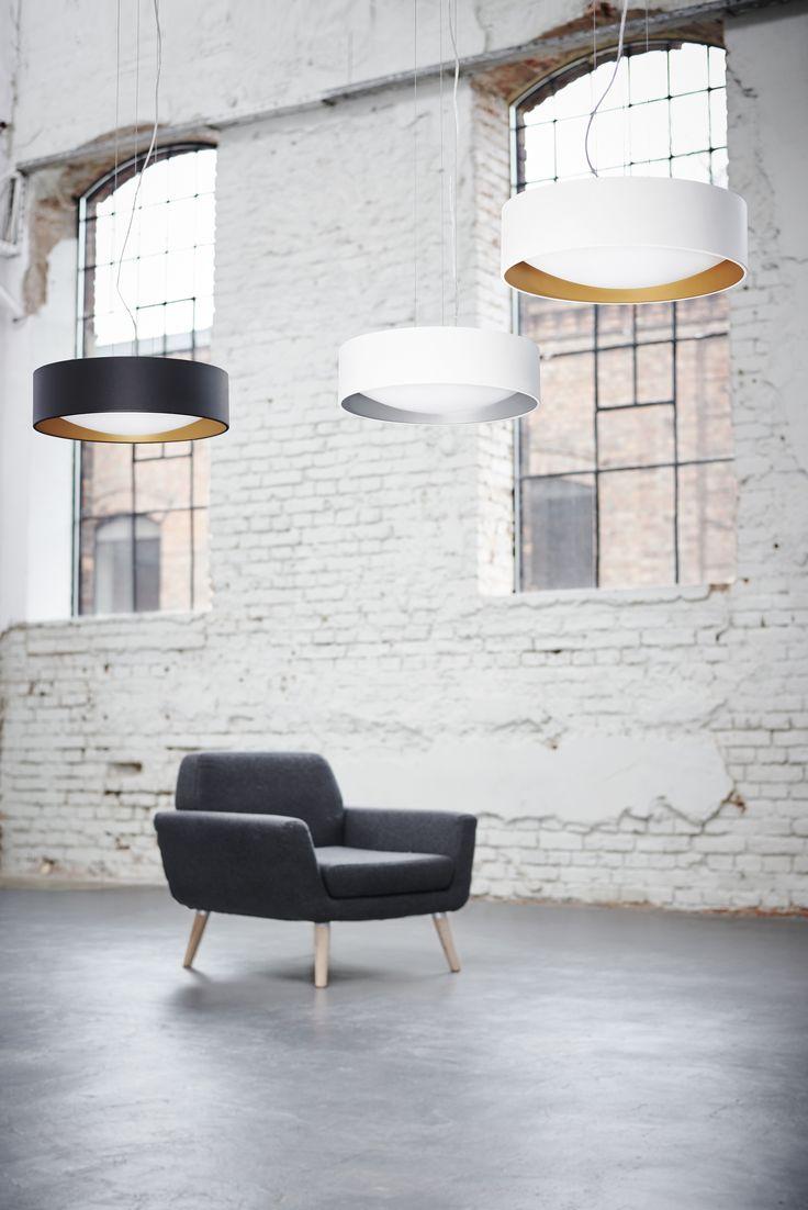 Lampa Vero to nowość marki Kaspa! Znajdź więcej na: www.euforma.pl #lampa #kaspa #lighting #design #home