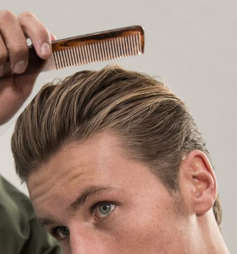 How to Style A Pomp , With Uppercut Deluxe