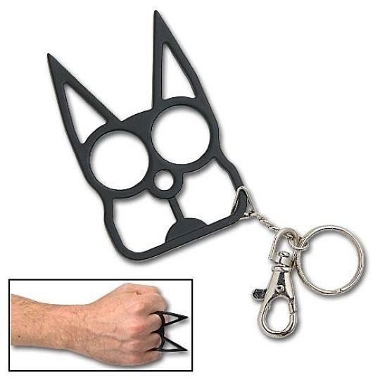 Cat Ear Defense Key Chaiin