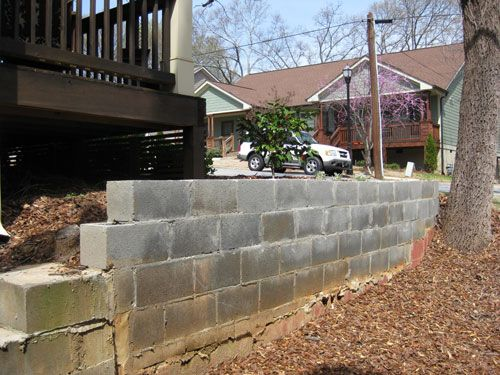 50 best images about drainage  u0026 retaining walls  on pinterest