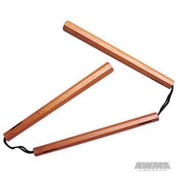 San Setsu-Kon Nunchaku Martial Arts Weapons | Great Selection | Great Prices | Great Service - AWMA