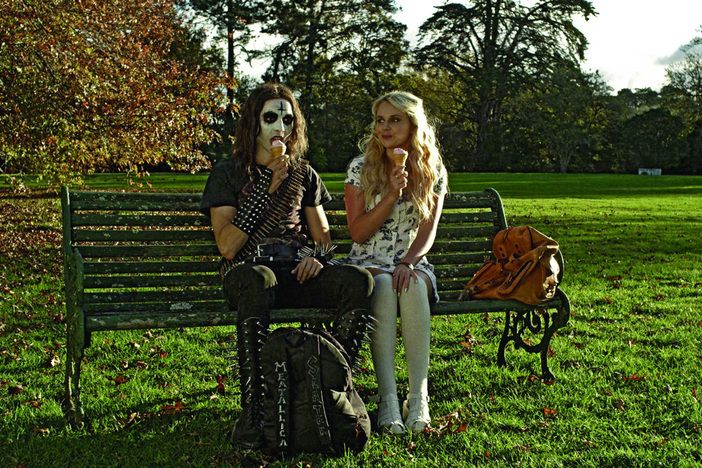 What do you get when you mix together heavy metal, humour, and horror? You get Deathgasm.