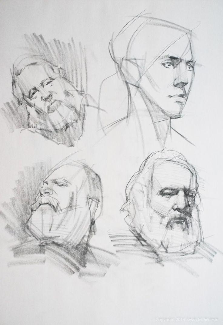 16 best artist kevin wueste images on pinterest drawing figure