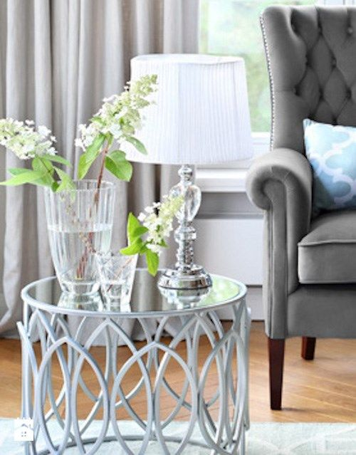 Lovely Centerpieces for Living Room Table