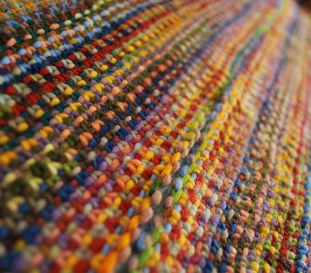 Ravelry: Malabrigo Linen Stitch Scarf pattern by Scott Rohr/rohrknits