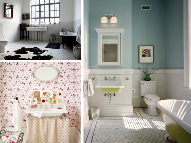 Oltre 25 fantastiche idee su Arredo bagno vintage su ...