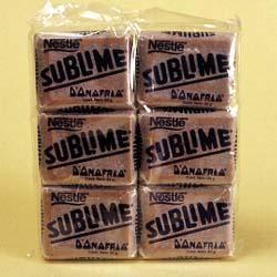 Peruvian Lovemark - Chocolates sublime 80´s #classicbrand #branding - Enrique Yabar