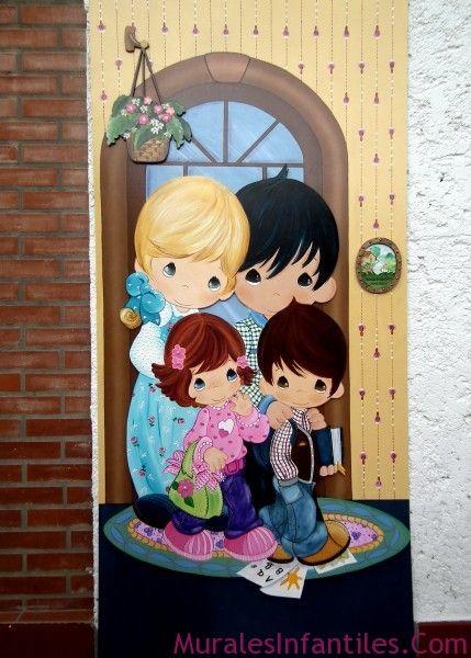 Preciosos Momentos | Murales Infantiles Decoraciones