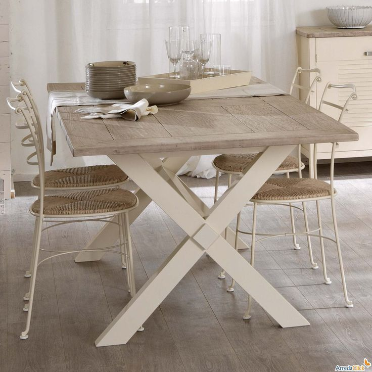 25 best ideas about table tr teau sur pinterest - Table en bois rustique ...