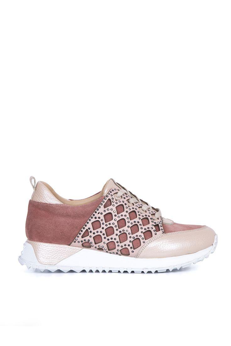 Wanda 11 Spor PEMBE   Sneakers