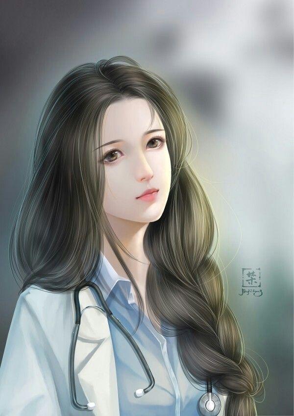 Nor Syafiqah Digital Art Girl