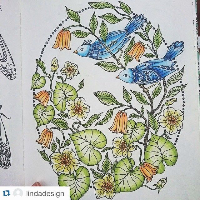 I love seeing all the pics you are posting of the pages you are coloring in Dagdrömmar. Its really inspirational! So, keep the pics coming and tag them with #dagdrömmar ✨(Bokus are still having a super price on my book, only 79kr. Link in profile) Repost from @lindadesign with @repostapp. ・・・ Dagens avkoppling!  Det är så mkt roligare att färglägga med skuggor!