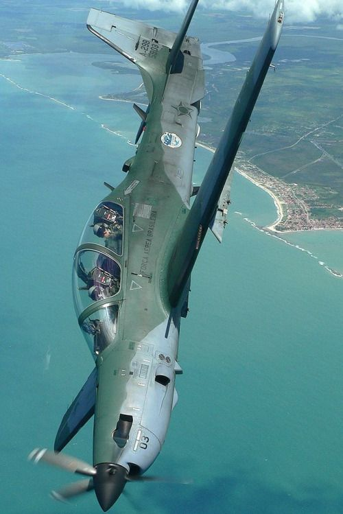 A-29B from Brazilian Air Force.