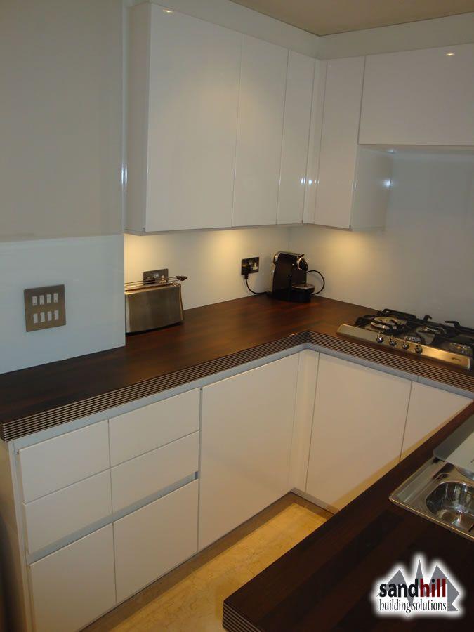 Kitchen & bathroom renovation in Wandsworth, London SW11