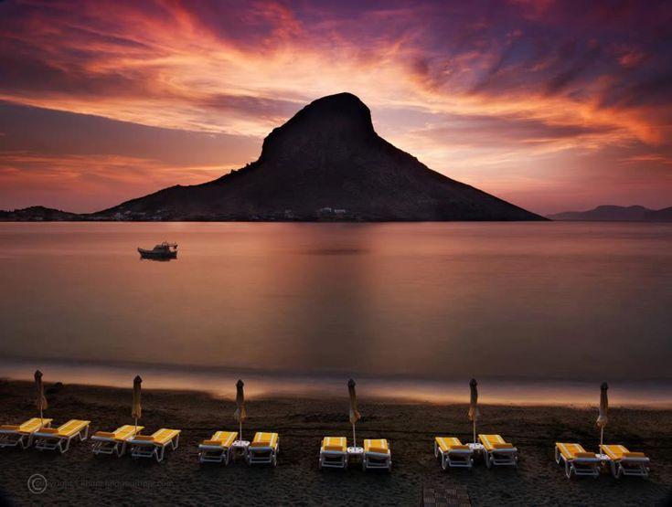 Kalymnos island,Telendos-Greece