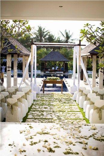 Villa Asante Bali Wedding