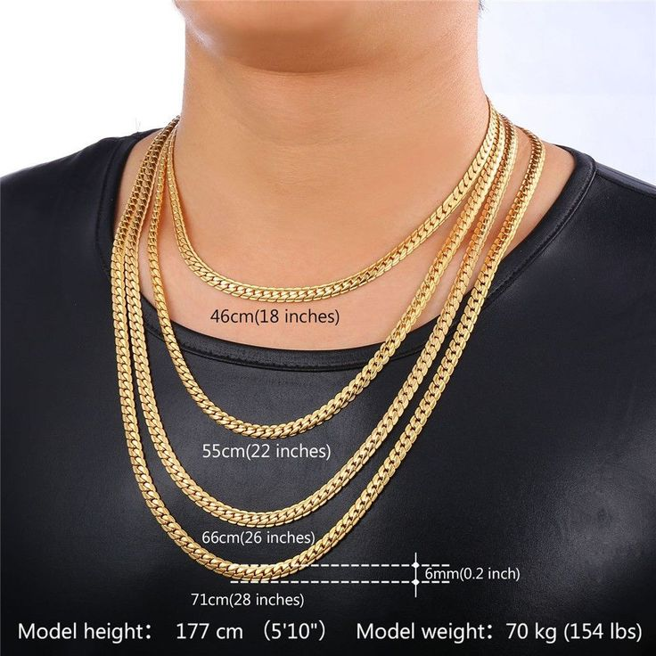Classic Chain Necklace Jewelry For Men.  FREE USA Shipping from $9.99 to $23.99   Order here ➤https://goo.gl/EtJjmg  Shop Here ➤https://www.my-shoplab.com    #fashion #follow #instagram #instadaily #bestoftheday #summer #shopping #accessories #mens #necklace #bracelete #ring #jewelry #silver #gold